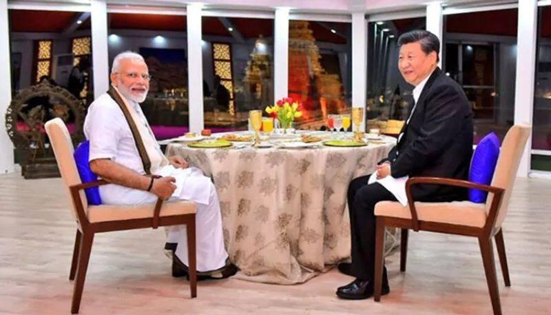 Modi Xi informal summit From lamb biryani to rasam rice here what two leaders ate for dinner
