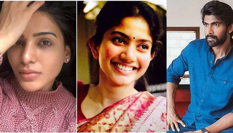 Sai Pallavi challenges Samantha and Rana