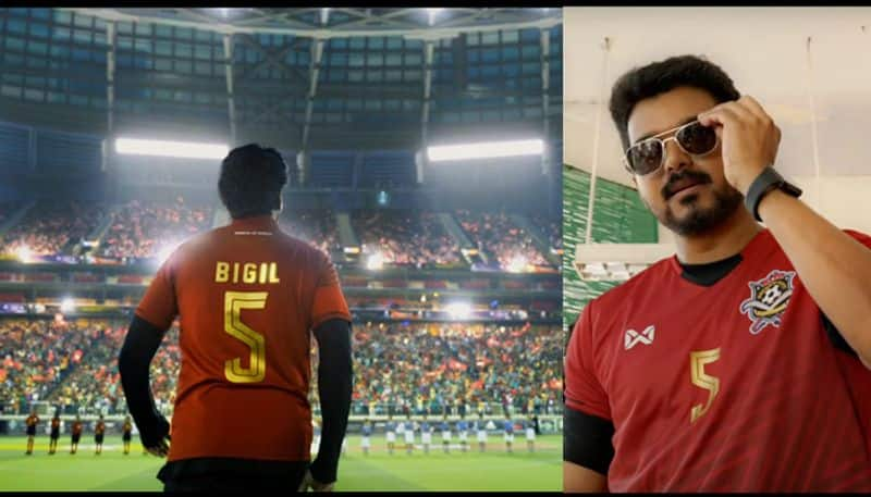 THALAPATHY VIJAY bigil official trailer