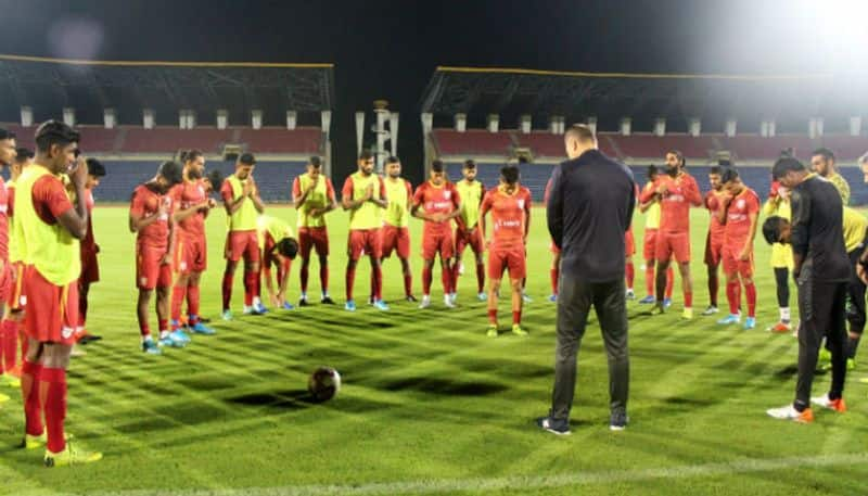 India football coach decided india team for world cup qualifier
