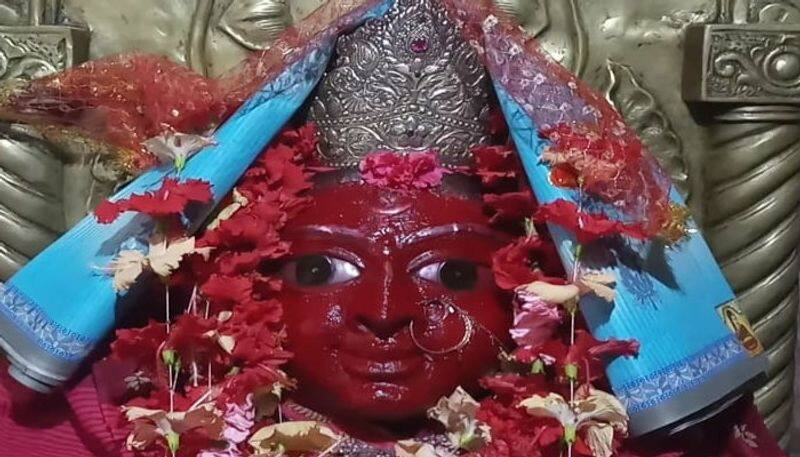 This Goddess worshipped first in Tarapith