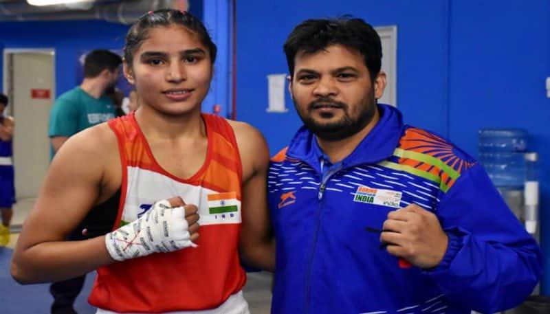 Manju rani lost at final of world boxing championship