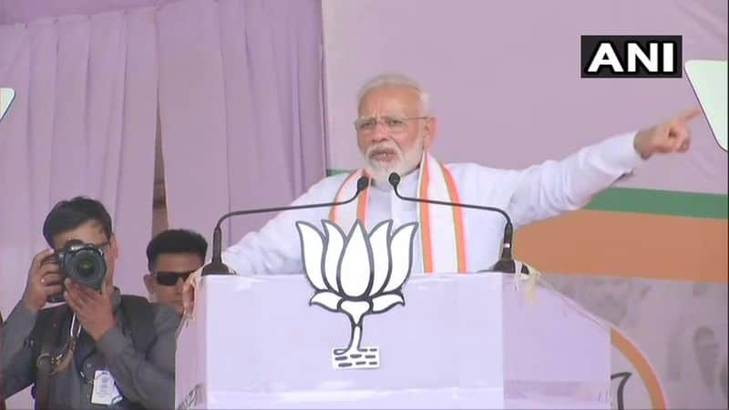 PM Modi challenges opposition to bring back Article 370