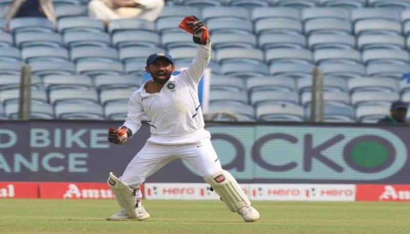 Wriddhiman Saha gives credits to his team mates for catches behind the stumps