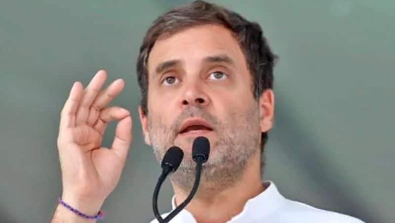 Modi government is diverting public from main issues : Rahul Gandhi