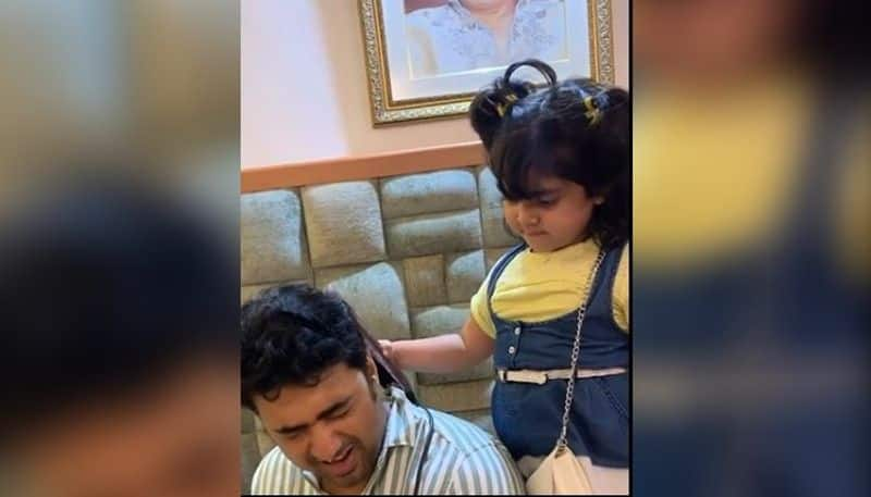 funny video of Dev with Amaira goes viral on social media