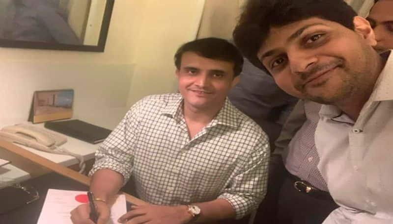 Sourav ganguly set to become next bcci president