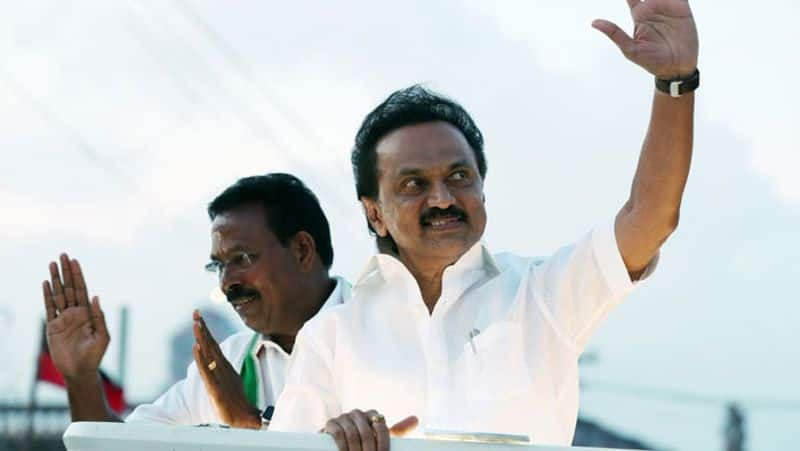 stalin open talk about bjp and its power in tamilnadu state govt which is ruling by edapadi palanisamy