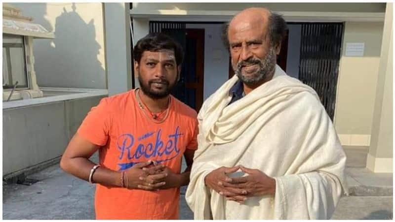 rajini fans feel sad about his himalayas travel