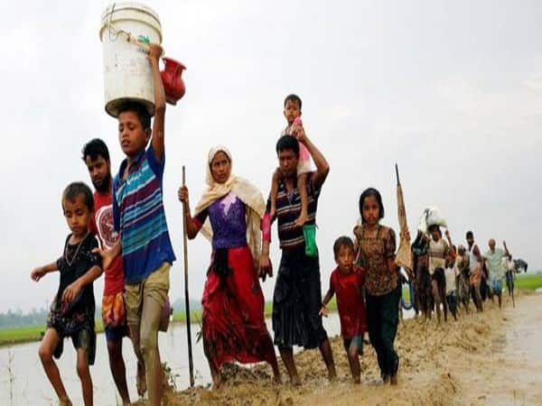 Rohingya's Assam government detention camp Cachar district home ministry Myanmar