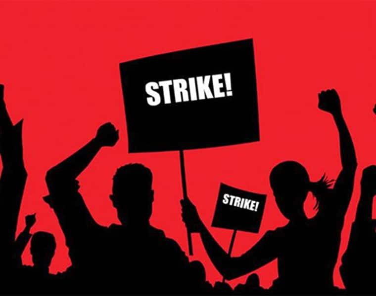Nation disrupted: 17 lakh Maharashtra government employees begin 3-day strike