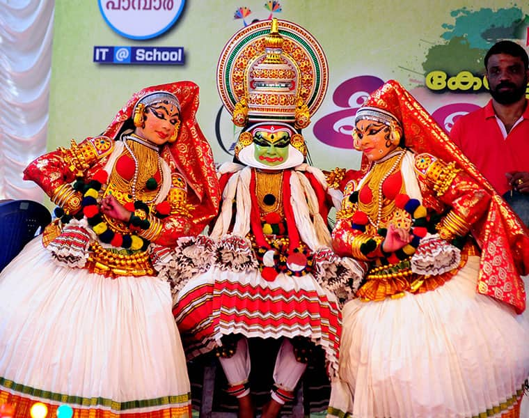 Kerala youth festival gets underway in Alappuzha to be a low-key affair due to floods