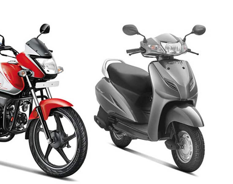 Honda Activa on top position, see these are top-10 two wheeler bike