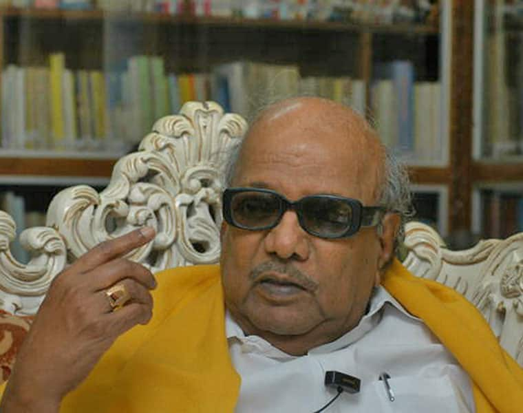 kalaignar is devotee of madurai meenakshi amman temple says la ganesan
