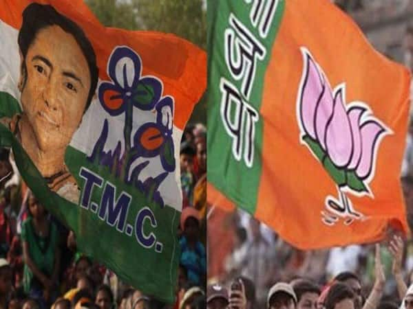Desperate TMC gets snubbed by EC on complaining about BJP's electoral symbol