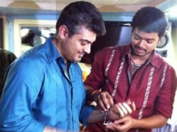 6 years after vijay and ajith movies released same day