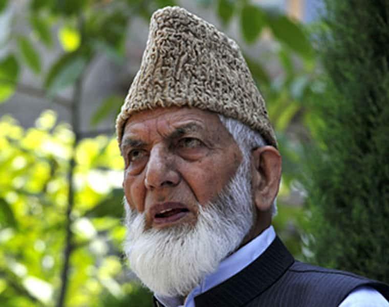 Kashmiri separatist gilani son in law will be in big trouble