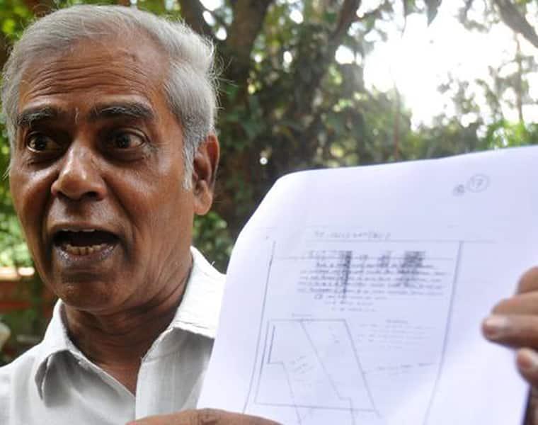 SR Hiremath Slams BJP Government grg