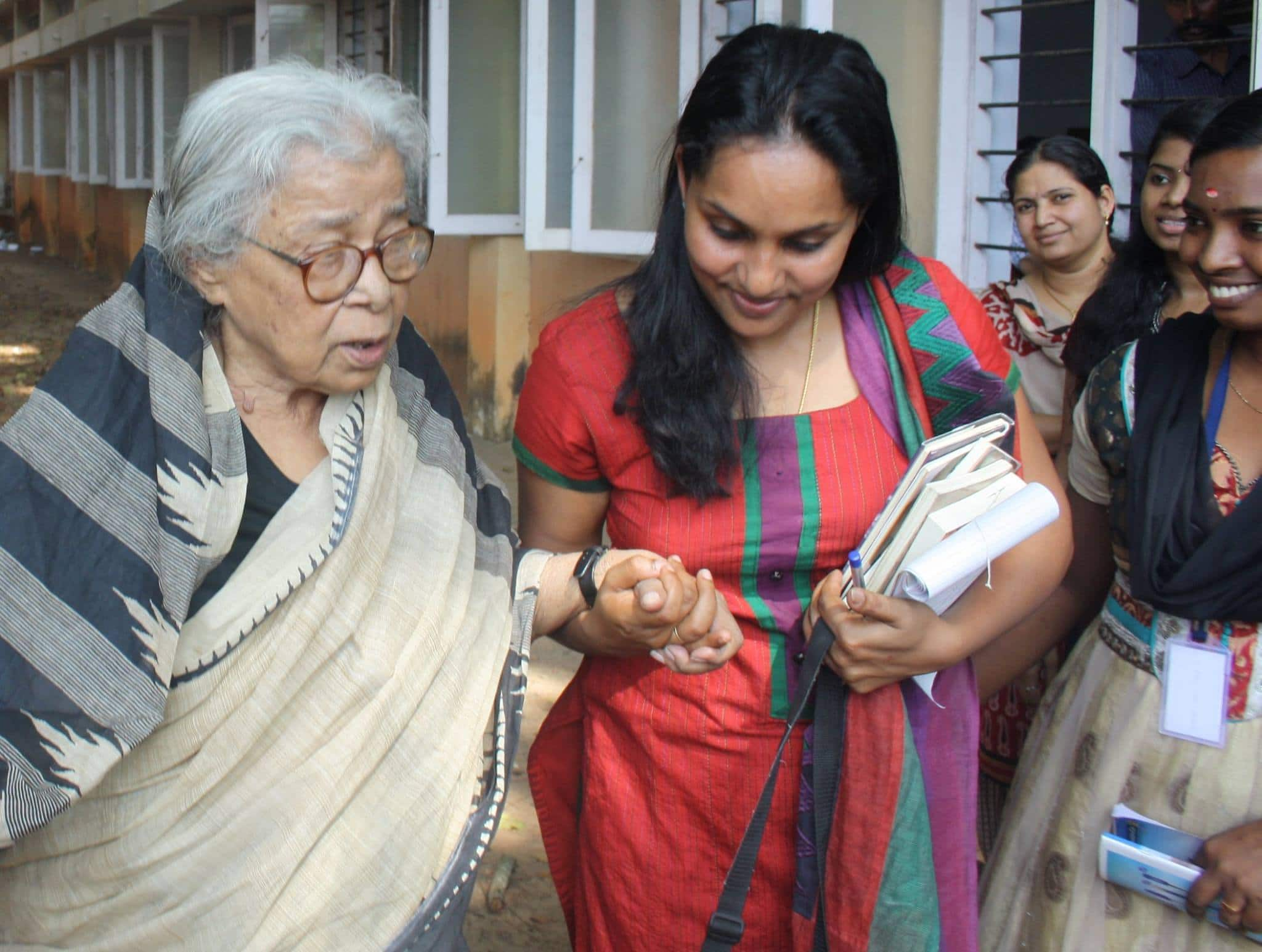 MahaSwetha Devi