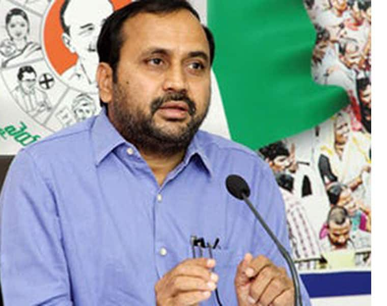 Ycp MLA Alla says final notification for land equation is not valid