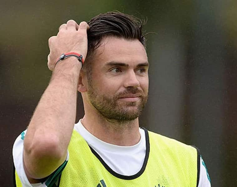 James Anderson ruled out of 5th Test against India at Chennai