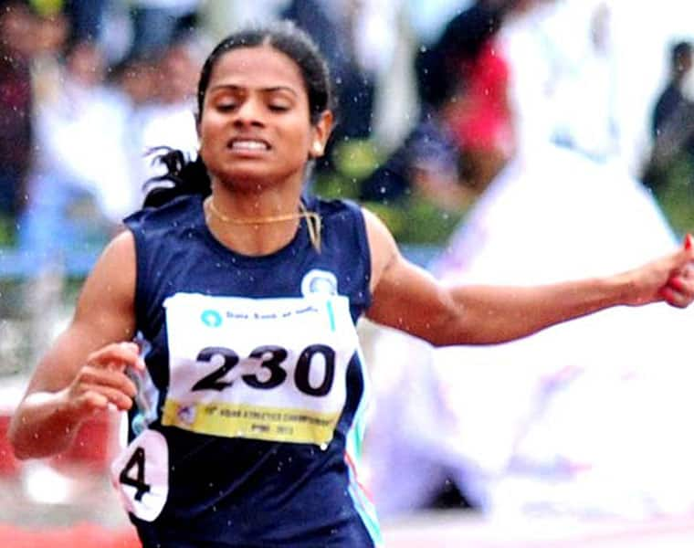 Asian Games 2018 Odisha CM Announces Rs 1.5 Crore Cash Prize For 100 meter Silver Medalist Dutee Chand