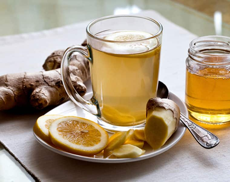 Drinking a glass of ginger water every day can help strengthen your digestive system