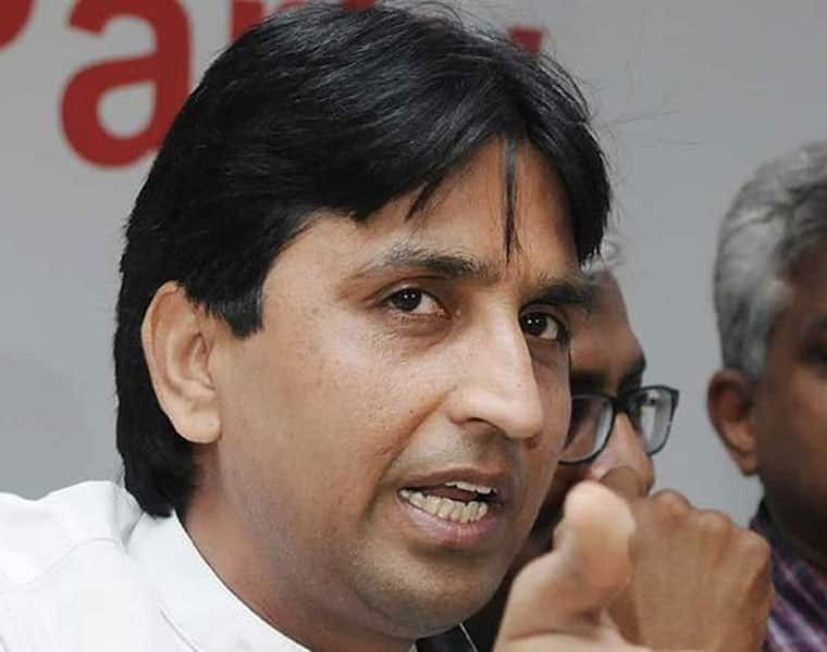 kumar vishwas says who are asking proof for surgical strike this time should be given some bomb
