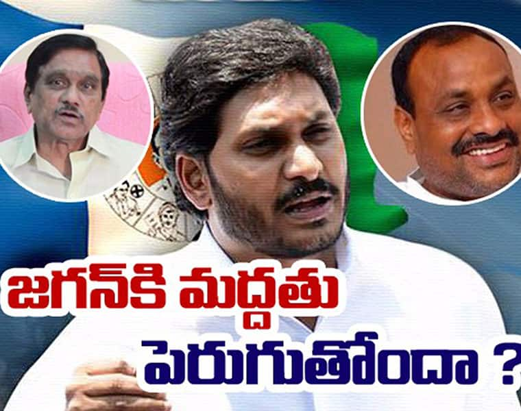 ycp leader jagan gets support from tdp leaders