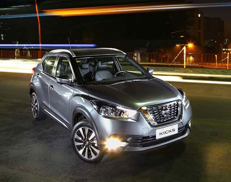 Nissan Kicks SUV car unveiled in India launch in 2019