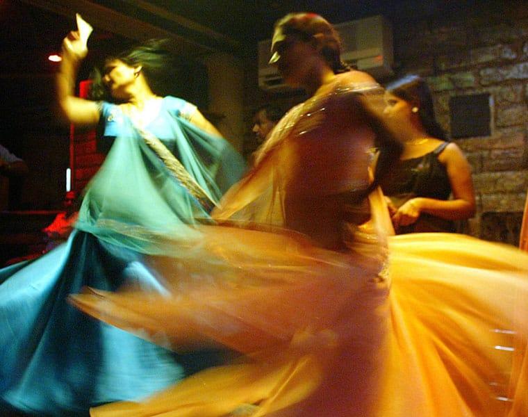 No CCTVs yes tips Supreme Court allows Maharashtra dance bars continue