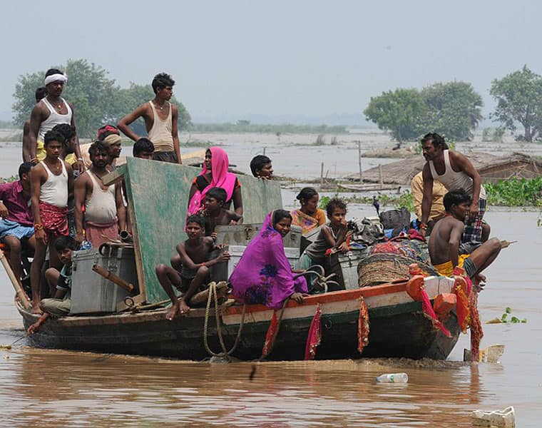 Bihar floods 19 NDRF teams deployed in affected areas; rescue operations underway