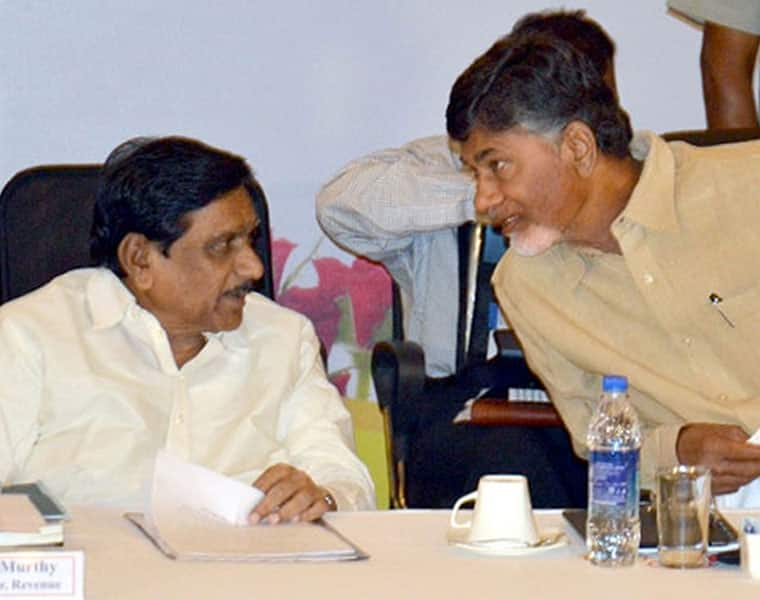 high court directs ap to book case against dy cm ke son