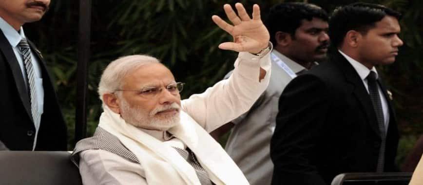 Narendra Modi to visit Karnataka next Month