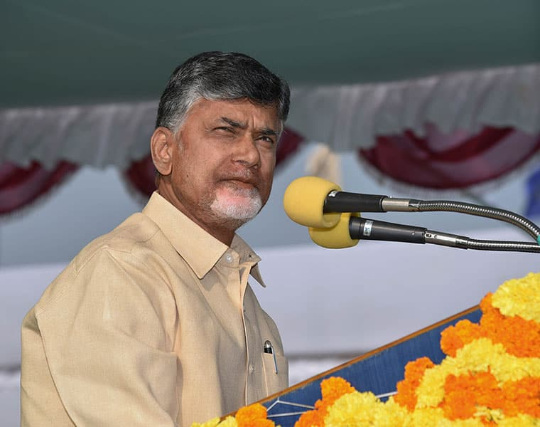 plight of naidu TDP urges KCR to invite AP CM to closing session of wtc at least