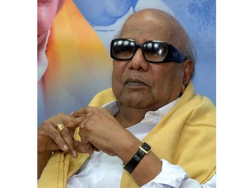 DMK chief Karunanidhi discharged from hospital