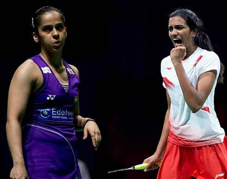 Asian Games 2018 PV Sindhu second round Saina Nehwal