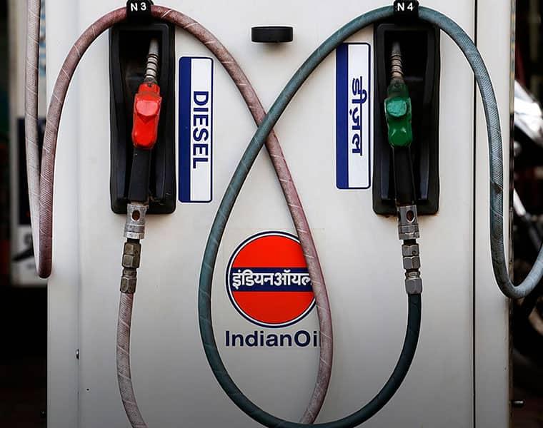 Petrol and diesel prices in Delhi has decreased today