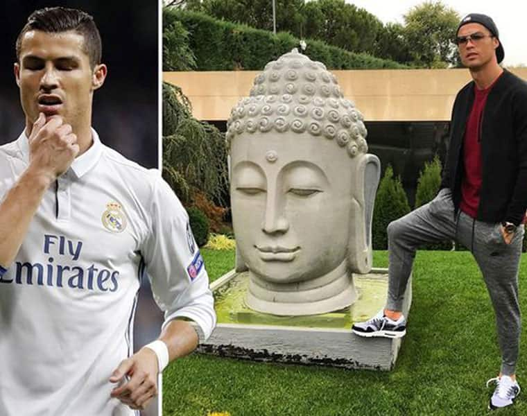 Cristiano Ronaldo OUTRAGES Buddhists after disrespectful social media post