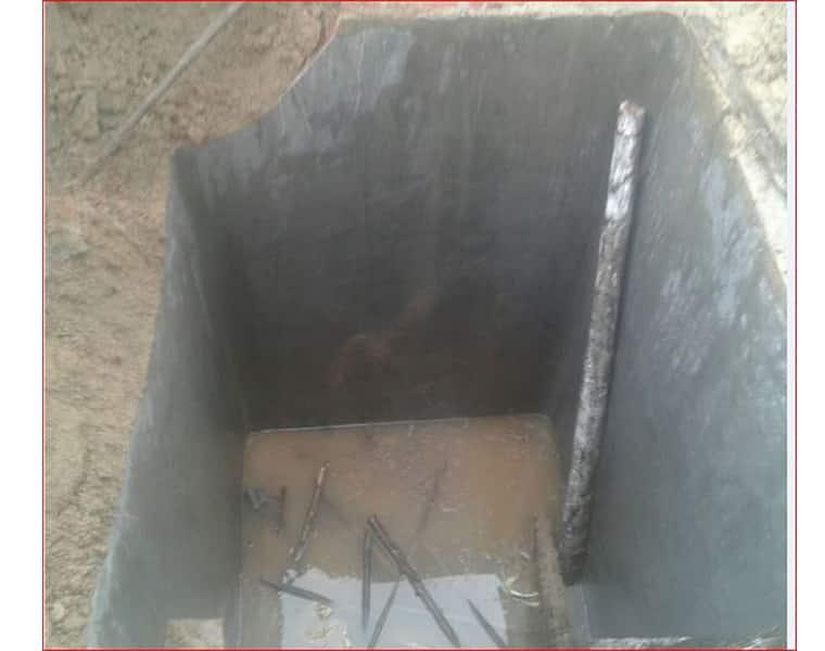 open sump swallowed a 2.5 yrs old boy in saifabad, Hyderabad - bsb