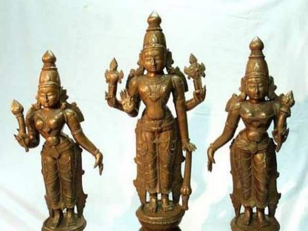 Tamil Nadu idol theft case Ministers deny involvement demand apology