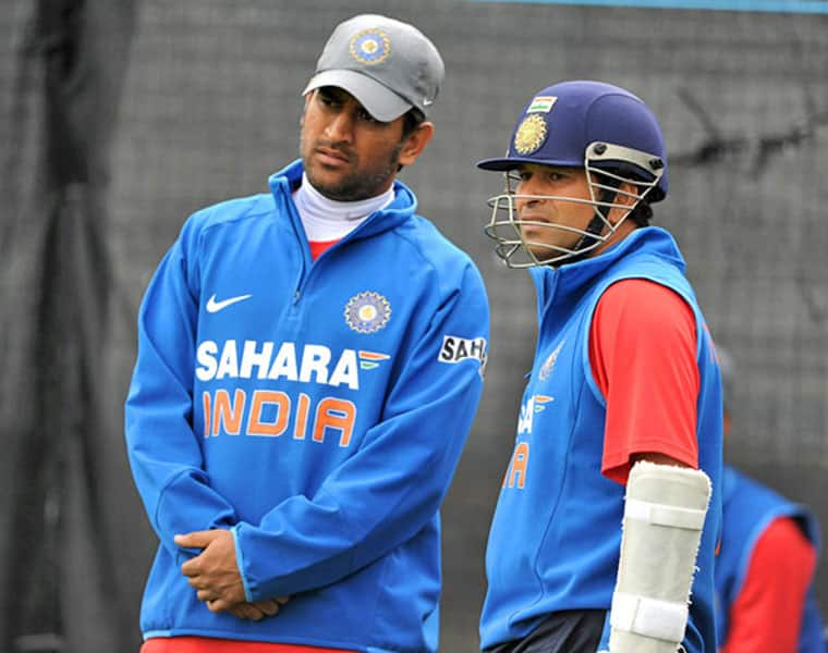 here is how sachin tendulkar identified a captain inside dhoni in earlier of his career
