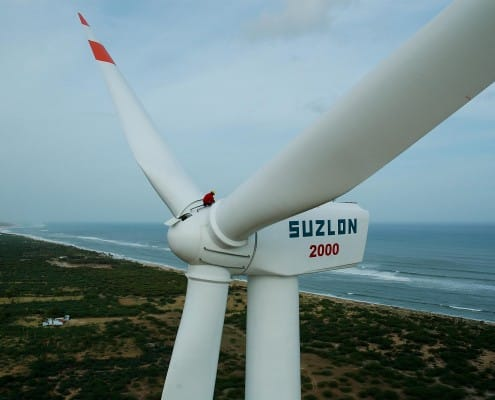 Suzlon company locks out without notice 600 employees in shock