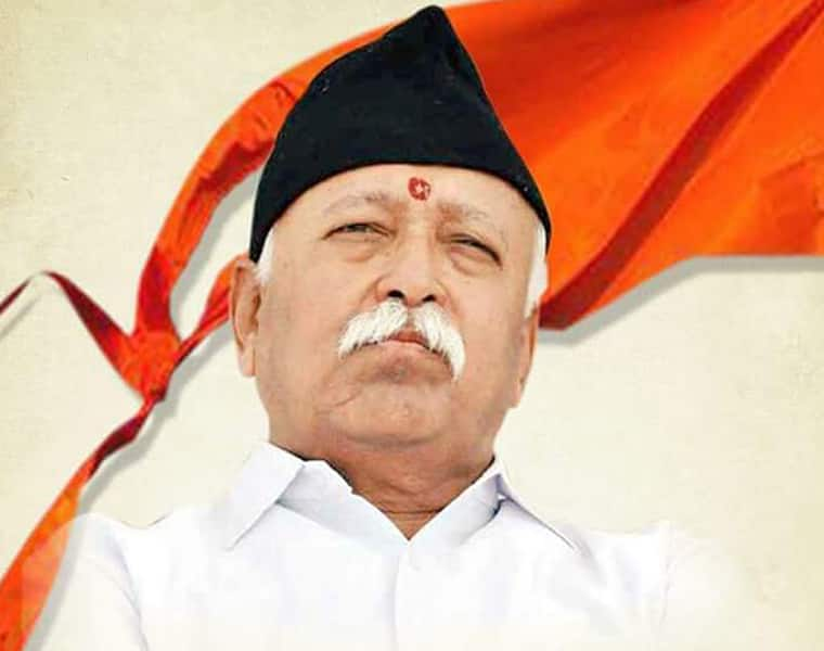 Mohan Bhagwat urban naxal RSS Vijayadashami speech Nagpur Kailash Satyarthi