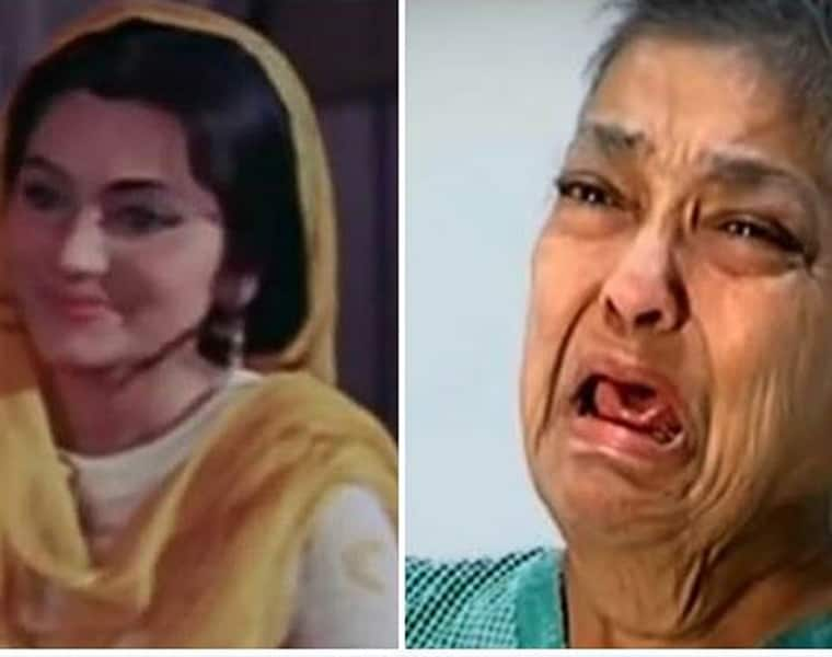 Senior Bollywood actress now at hospital