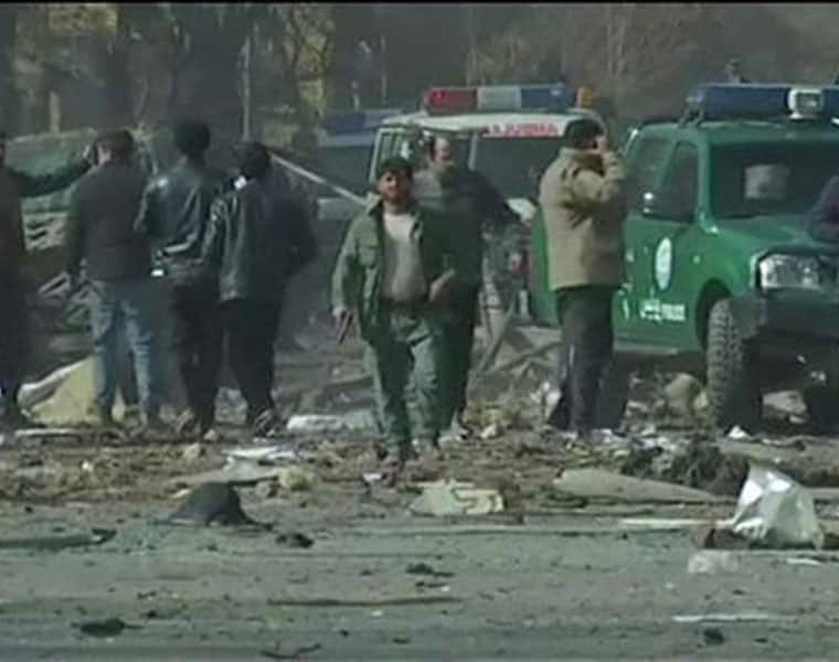 Suicide blast kills 31, injures 35 as Pakistan holds general elections