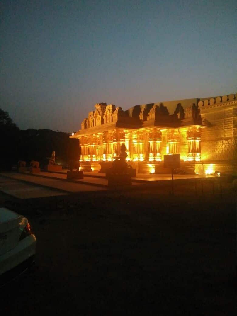 Gali Janardhana Reddy daughter wedding palace grounds village