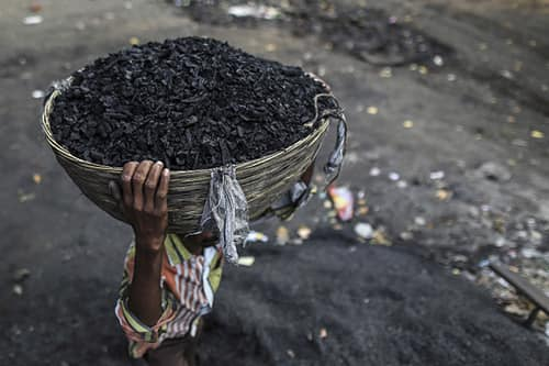 India largest producer coal China International Energy Agency World Energy Outlook