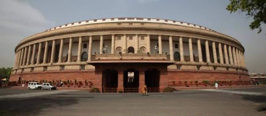 Congress, TMC, TDP stage protests in Lok Sabha, demand strengthening of SC/ST Act