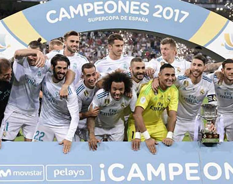 Asensio stars as Real Madrid stroll past Barcelona in Spanish Super Cup win